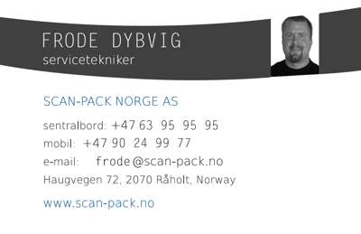 Frode Dybvig